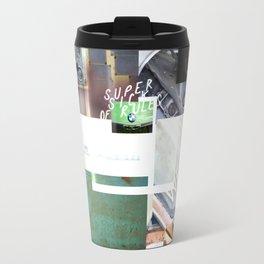 Super Sick of Rules Travel Mug