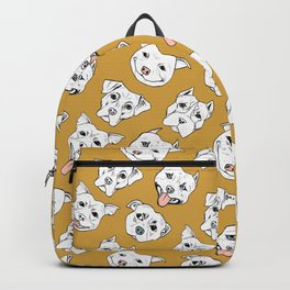 Pittie Pittie Please! 2 Backpack