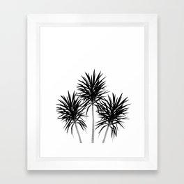 Palm Trees - Cali Summer Vibes #2 #decor #art #society6 Framed Art Print