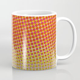 Rainbow halftone Coffee Mug