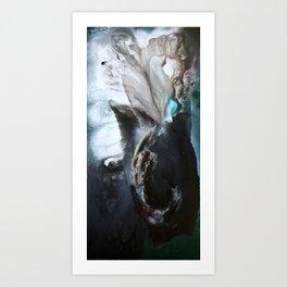 Mystic Healer Art Print
