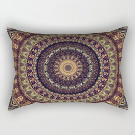 Mandala 252 Rectangular Pillow
