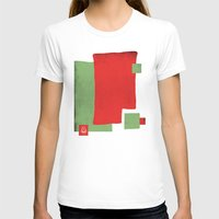 square T-shirts featuring Square by Difilippo
