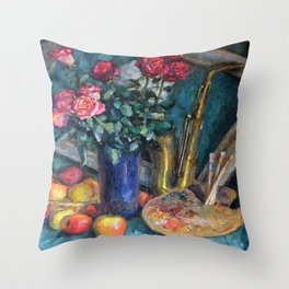 Still life # 23 Throw Pillow