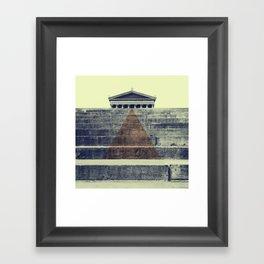 In(spire) Framed Art Print