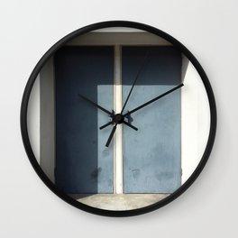 Intrigue Wall Clock
