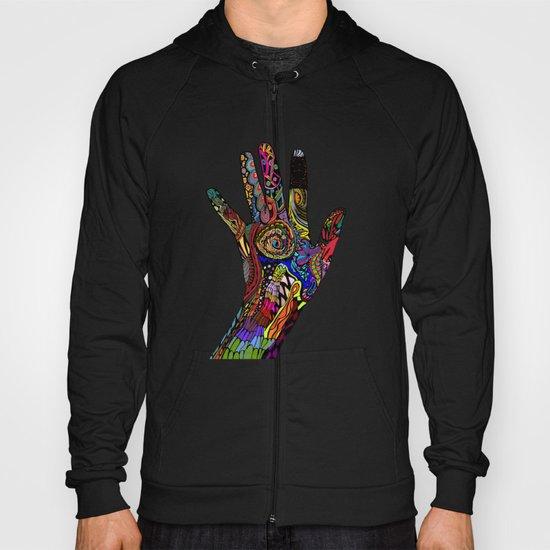 Doodle Hands Hoody
