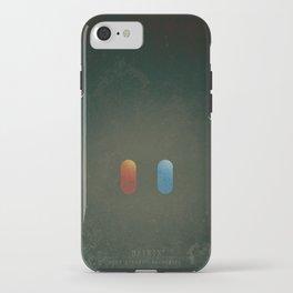 SMOOTH MINIMALISM - Matrix iPhone Case