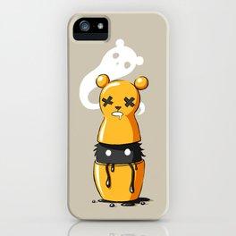 Matryoshka Monster iPhone Case