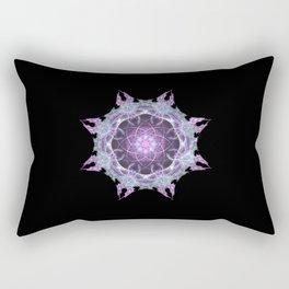 Fractal Mandala 2 Rectangular Pillow
