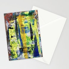 RICHTER SCALE 3 Stationery Cards