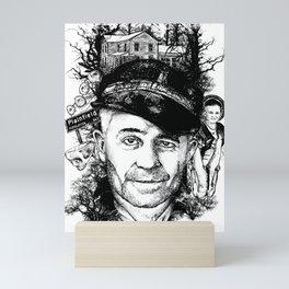 Ed Gein (2) Mini Art Print
