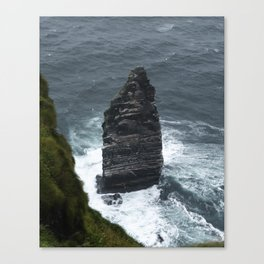 Moher Point Canvas Print