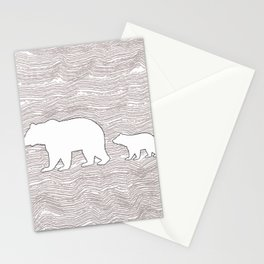 Mama Bear Stationery Cards