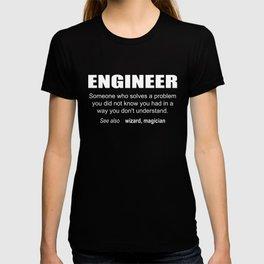 Engineer Description T-shirt