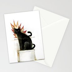 the forgetting game Stationery Cards