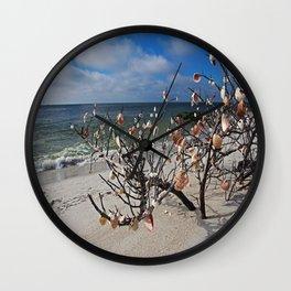 Sacred Whispers Wall Clock