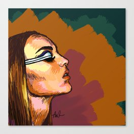 ZELLA DAY Canvas Print