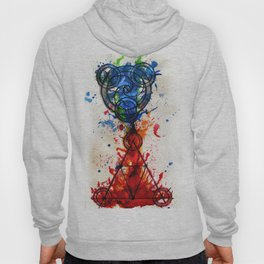 abstract alchemy Hoody