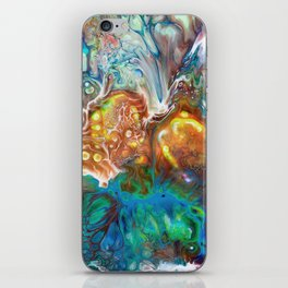 Abstract Crossfire iPhone Skin