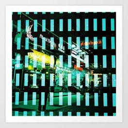 Layers (1) Art Print