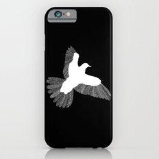 Bird (On Black) Slim Case iPhone 6