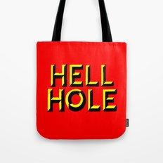 Holey Tote Bag