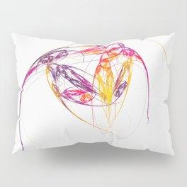 leichte Linien   (A7 B0134) Pillow Sham