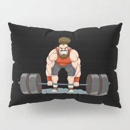Weightlifting | Fitness Workout Pillow Sham