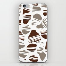 Okapi Animal Print [Native] iPhone & iPod Skin