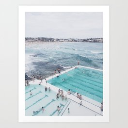 That's just the Waves Art Print
