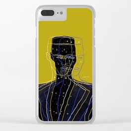 the joneses I Clear iPhone Case