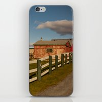farm iPhone & iPod Skins featuring Farm by SShaw Photographic