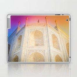 Morning Light at Taj Mahal Laptop & iPad Skin