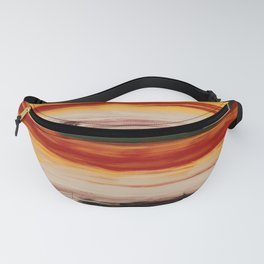 Fall Abstract Fanny Pack