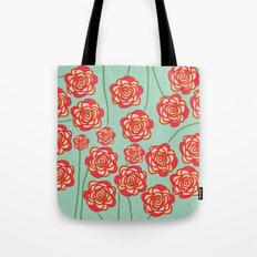Floral Bliss Tote Bag