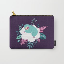 Little Sleeping Sloth Carry-All Pouch