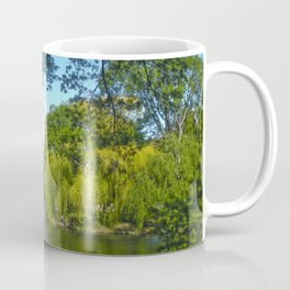 The boathouse at Central Park - NYC Coffee Mug