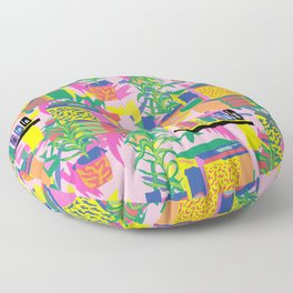 Risograph studio II Floor Pillow