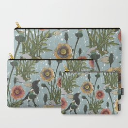 Aye Aye Magpie! Carry-All Pouch