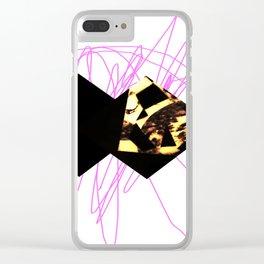 3ndv Clear iPhone Case