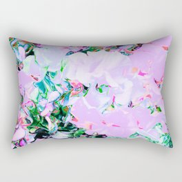 SWEETPEA WHITE/MULTI Rectangular Pillow