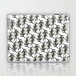 Greenery : Leaf Pattern - Katrina Niswander Laptop & iPad Skin