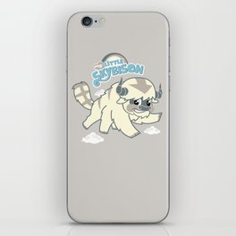 My Little Sky Bison iPhone Skin