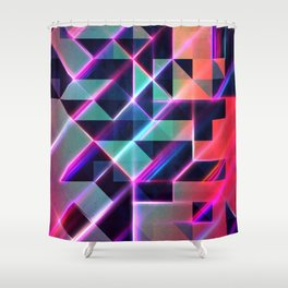 lysyr 8 Shower Curtain