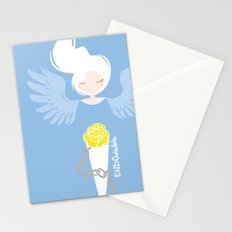 Endometriosis & Depression - Commissioned Work Stationery Cards