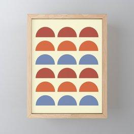 60s Vibe #16 Framed Mini Art Print
