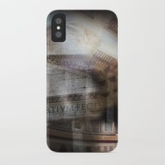 The Pantheon Rome Italy Slim Case iPhone X