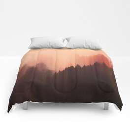 Afternoon Sun Comforters