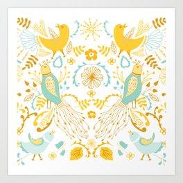 FoklsyBird Art Print